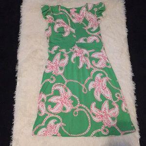 Lilly Pulitzer Size Medium cotton dress